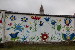 Władysławowo Graffiti 04 - Kashubisk mønster og symbolik (Walter Johannesen) Tags: graffiti władysławowo kashubisk mønster og symbolik