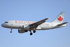 ACA A319 (djrxxs) Tags: cyycyyccalgary aircanada airbusa319