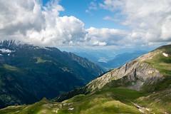 Mountain View (Gr@vity) Tags: grosglockner edelweisspitze landscape landschaft mountains berge alpen österreich grosglocknerhochalpenstrase d850 nikon