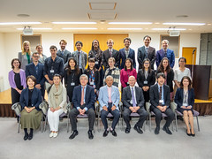 181017 NFF conferment ceremony-09.jpg (Bruce Batten) Tags: bruce family friendsacquaintances honshu japan locations occasions people subjects tokyo workfunctions