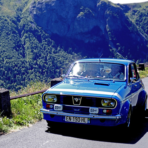 Renault 12 Gordini - Puy Mary