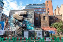graffiti wall (diwan) Tags: greatbritain gb unitedkingdom vereinigteskönigreich uk england manchester city redlionstreet graffiti art wall outdoor canonef24105mmf4lisiiusm canoneos5dmarkiv canon eos 2018 geotagged geo:lon=2237393 geo:lat=53483204