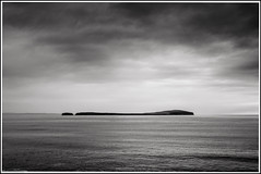 "Málmey II (niggyl (well behind)) Tags: iceland northiceland norðausturland ísland inspiredbyiceland island icelandiclandscape seascapes málmeyjarsund skagafjörður route76 síglufjarðarvegur fujifilm ""black white"" monochrome mono fujifilmxt2 fujixt2 xt2 fujinon fujinonxf2314r ""xf2314 r"" ""fuji xf2314rxf2314there be storm a brewinicelandic málmey"