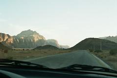 Wadi Rum, Jordan. (ansowest) Tags: view mountains desert wadirum wadi rum jordan 35mm analog film nikon