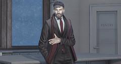 ᴅᴇᴠɪᴀɴᴛ (ѕєαи) Tags: deadwool suit secondlife sl snow