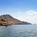Schwimmen in Hydra Griechenland