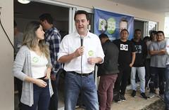 Reunião com Equipe de Campanha - Carmelo Rangel