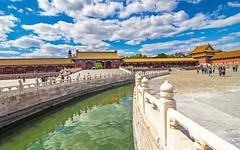 forbidden city (werner boehm *) Tags: wernerboehm hongkong macao shanghai peking beijing stadt thegreatwall chinesische mauer cityscape forbidden city°