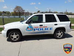 Two Rivers Police (Photographer Asher Heimermann) Tags: tworivers manitowoc manitowoccounty wisconsin law police policecar policevehicle officer lawenforcement