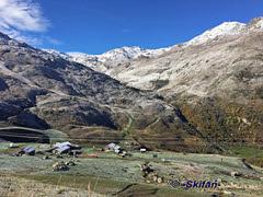 Pépé Nicolas + Vallon du Lou (-Skifan-) Tags: neige pã©pã©nicolas valthorens skifan 3vallées les3vallées pépénicolas
