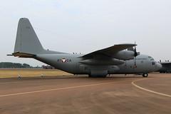 Austrian C-130K (joolsgriff) Tags: lockheed c130 hercules royalinternationalairtattoo riat 2018 riat2018 raffairford 8tca c130k austrian airforce