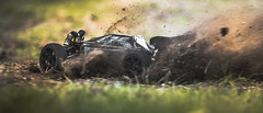Fast and furious... (Soren Wolf) Tags: rc electric car cars short depth field dof nikon d7200 300mm