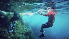 Swimrun Oeil de Verre Grotte Bleue octobre 201700100 (swimrun france) Tags: calanques provence swimming swimrun trailrunning training entrainement france