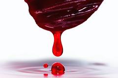 Beetroot Red (Mark Wasteney) Tags: macromondays bfood beetroot red colours splash drip highkey textures depthoffield dof
