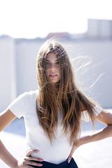 Serena (BrianGeorgeM) Tags: fashion milan photography fdn week milano style sony stylish a7 italy portrait beauty model canon 100mm f2
