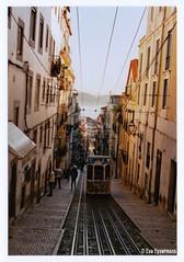 Lisbon (Eva Eysermans) Tags: analog analogue lisbon portugal travel tram city