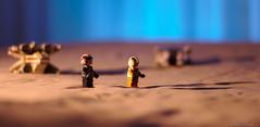 Rebels at dusk (iratxo.pichel) Tags: flash gels lego legos
