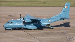 253 CN235 Irish Air Corps (John Mason 2017) Tags: 253 bhx cn235 egbb elmdon iac military wwwbhxspottercom irish