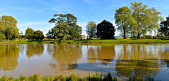 CROOME LANDSCAPE PARK (chris .p) Tags: nikon d610 view nt nationaltrust england uk autumn 2018 capture water lake september reflection trees