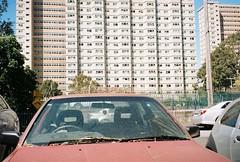 (homesickATLien) Tags: 35mm film art kodak expired mjuiii olympus melbourne victoria australia street streetlife projects highrise commission community urban collingwood