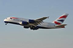 'BA5VY' (BA0085) LHR-YVR (A380spotter) Tags: takeoff departure climb climbout gearinmotion gim retraction airbus a380 800 800igw msn0144 gxled internationalconsolidatedairlinesgroupsa iag britishairways baw ba ba5vy ba0085 lhryvr runway27l 27l london heathrow egll lhr