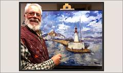 IBIZA-EIVISSA-PINTURA-FARO-BALEARES-FAR-FAROS-PUERTO-PINTAR-PAISAJES-MARINAS-PUERTOS-PINTANDO-FOTOS-ARTISTA-PINTOR-ERNEST DESCALS (Ernest Descals) Tags: ibiza eivissa port puerto harbour ports puertos faro faros far fars marina marinas marines paisatges paisatge mariners marineros paisaje paisajes mar sea art artwork arte pintura baleares illes balears pinturas pintures cuadros cuadro oleo oleos islas ciudades cityscape landscape landscaping skyline panoramica panoramicas panoramiques maritimo quadres pintar pintando pintant pictures paint painting sky cielo otoño tardor paintings painter painters plastica paisajista pintors pintor pintores plasticos ciutat isla island ernestdescals agua reflejos water reflexes lighthouse lighthouses