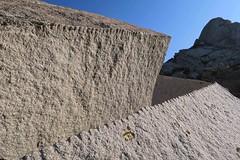 Roman relics at the Valle della Luna (Tal des Mondes) in Capo Testa, Sardinia (barbmz) Tags: capotesta rocks felsen cliffs klippen granit granite sardinia sardinien sardegna kap valledellaluna romans römer quarry steinbruch
