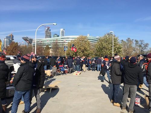 Chicago Bears v. Detroit Lions - November 11 2018