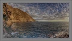 Sony RX100 III, stitch of 5 (Bartonio) Tags: atlantic canaryislands clouds islascanarias lapalma ocean puntagorda seascape sonycybershotrx1ooiii stitch