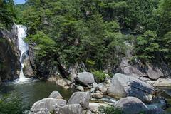 仙娥滝 (acase1968) Tags: shosenkyo waterfall 仙娥滝 sengataki waterfalls japan kofu yamanashi ken prefecture hiking hike nikon d600 nikkor 24120mm f4g