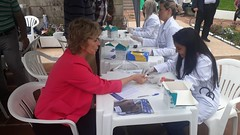 27/09/18 - Visita ao Hospital Pompéia de Caxias do Sul. Aproveitando para examinar a saúde.