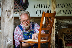 David Ammons - Hagood Mill, Pickens, S.C. (DT's Photo Site - Anderson S.C.) Tags: canon 6d 135mmf2l lens upstate southcarolina pickenssc hagood mill craftsman caning chair bottom rural country rfd southern usa america southernlife