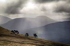 Loch Tay hills (OutdoorMonkey) Tags: scotland outside outdoor scenic scenery countryside rural nature mountain hills mountainside hillside peak summit meallgreigh