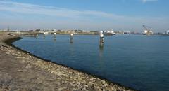 Outer harbour Vlissingen (joeke pieters) Tags: 1430633 panasonicdmcfz150 vlissingen walcheren zeeland nederland netherlands holland buitenhaven outerharbour