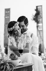 Happiness (josejuanpantoja) Tags: wedding couple love beach getmarried portrait