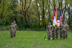 181013-A-PC761-1067 (416thTEC) Tags: 372nd 372ndenbde 397th 397thenbn 416th 416thtec 863rd 863rdenbn army armyreserve engineers fortsnelling hhc mgschanely minneapolis minnesota soldier usarmyreserve usarc battalion brigde command commander commanding historic