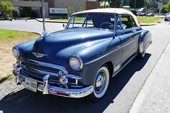 1950 Chevrolet (bballchico) Tags: chevrolet convertible carshow ratbastardsinfestationcarshow 1950 carsonthestreet