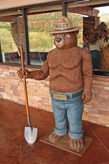 Only You! (craigsanders429) Tags: arizona smokeybear statutes sedonaarizona