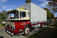 DAF 2600 DKA / DB-84-06 / 1974 G. van Maanen met Kenteken DB-84-06 tijdens de  Dag van Historisch Transport in Druten 14-10-2018 (marcelwijers) Tags: daf 2600 dka db8406 1974 g van maanen met kenteken tijdens de dag historisch transport druten 14102018 truck trucks lkw camion vrachtwagen vrachtauto nederland niederlande netherlands pays bas