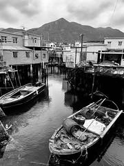 水鄉 (Raymond.Ling.43) Tags: autumn oct lantauisland hongkong 棚屋 大澳 大嶼山 taio