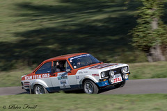Team Gold Escort MKII (Frostie2006) Tags: rally wiscombe hill climb wiscombehillclimb lombard bath 1976 lombardrallybath cars panning escort mkii peter frost peterfrost nikon d500 nikond500 classic rallying historic classicrallying historicrallying