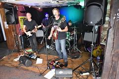 WHF_5332 (richardclarkephotos) Tags: richardclarkephotos richard clarke photos fortunate sons band guitar bass drums vovals mark sellwood simon leblond three horseshoes bradford avon wiltshire uk