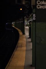 Curvature. (dtravano) Tags: 50mmlens nikond3000 streetphotography photooftheday lightsandshadows colorsandtones nyc newyorkers urbanstyle streetscene citylife