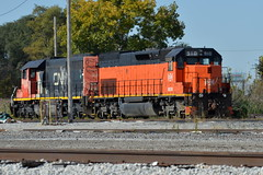 Out of towner (Robby Gragg) Tags: ble sd40t3 910 chicago