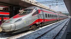 Frecciargento (HansPermana) Tags: train tren trenitalia zug romatermini centralstation hauptbahnhof frecciargento transportation travel rom roma rome italy italien italia