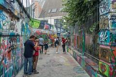 Graffiti @ the Werregarenstraatje - Ghent, Belgium-01821 (gsegelken) Tags: belgium ghent vantagetravel werregarenstraatje graffiti