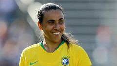 Marta and Pedros win FIFA Best awards (dsoccermaster) Tags: worldcup 2018 fifa world cup russia
