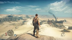 Mad Max_20180924234739 (Livid Lazan) Tags: mad max videogame playstation 4 ps4 pro warner brothers war boys dystopia australia desert wasteland sand dune rock valley hills violence motor car automobile death race brawl scenery wallpaper drive sky cloud action adventure divine outback gasoline guzzoline