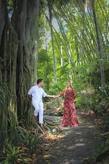 Jason and Wendy (DGNacho.com) Tags: engagement photoshoot pasadena forest trees wedding