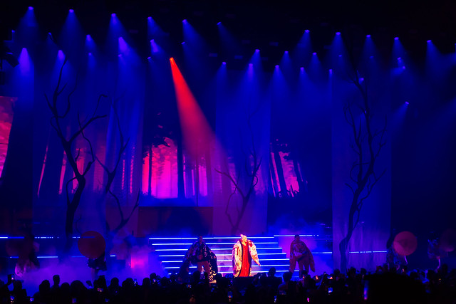 Christina Aguilera : The Liberation Tour - Radio City Music Hall, New York (2018)